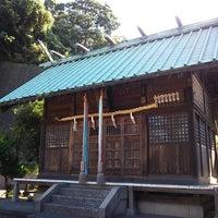 Photo taken at 千年神社 by イベリ コ. on 8/24/2012