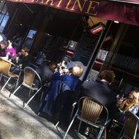 Photo taken at Dame Tartine by Barbara on 4/1/2012