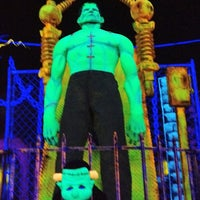 Photo taken at Monster Mini Golf by Stephen P. on 3/4/2012