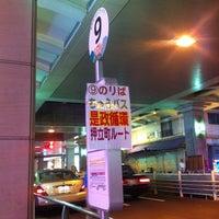 Photo taken at ちゅうバス⑨乗り場 by はっちゃん™ on 6/2/2012