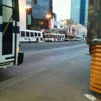 Photo taken at Long Beach Transit Center by SIN on 3/1/2012