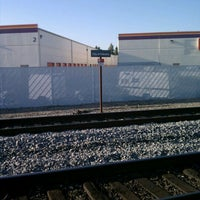 Photo taken at Metrolink Industry Station by Eric on 4/17/2012