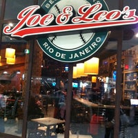 Photo taken at Joe & Leo's by Cadu on 9/7/2012