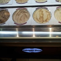 Photo taken at Haagen-Dazs by Jay L. on 5/24/2012