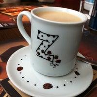 Photo taken at Z Café by Manuela M. on 7/6/2012
