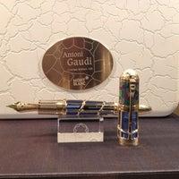รูปภาพถ่ายที่ Montblanc Boutique โดย S. N. เมื่อ 4/30/2012