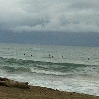 Photo taken at Playa Pelúa by Alberto J F. on 4/19/2012