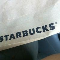 Photo taken at Starbucks by Lori C. on 5/2/2012