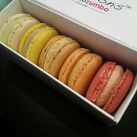 Photo taken at Adriano Zumbo Pâtissier by Hendra W. on 5/27/2012