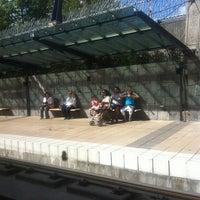 Photo taken at TriMet Sunset Transit Center by Dylan C. on 8/27/2012