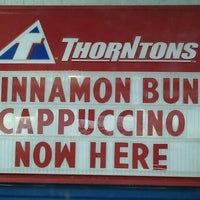 Photo taken at Thorntons by Nia B. on 3/18/2012