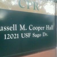 Photo prise au Russell M. Cooper Hall (CPR) par Isabel H. le4/16/2012
