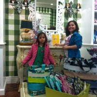 Photo taken at Vera Bradley by christopher g. on 3/24/2012