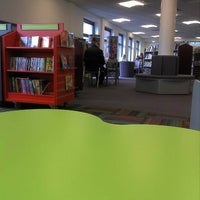 Photo taken at Moor Park Library by Surly D. on 3/3/2012