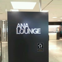 Photo taken at ANA LOUNGE - Satellite 4, Terminal 1 by Yoshiyuki T. on 6/2/2012