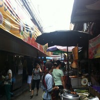 Photo taken at Wang Lang Market by Apasara K. on 7/29/2012