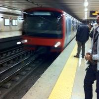 Photo taken at Metro Alfornelos [AZ] by Pedro A. on 4/18/2012