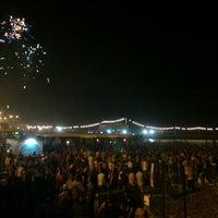 Foto tomada en Playa de la Mar Bella por TravelThirst /. el 6/23/2012