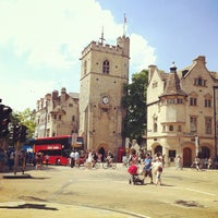 Photo taken at Carfax Tower by Ji Ho P. on 5/27/2012
