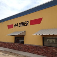 Photo taken at 44 Diner by April A. on 7/31/2012