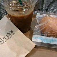 Photo taken at Tully's Coffee by Katsuhiro S. on 5/9/2012