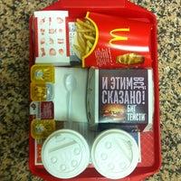Снимок сделан в McDonald's пользователем Alexander T. 3/2/2012