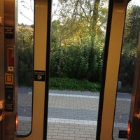 Photo taken at TriMet NW Civic Drive MAX Station by Paul A. on 9/5/2012
