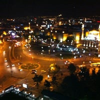 Photo taken at Hilton Kayseri by Serkan C. on 7/17/2012