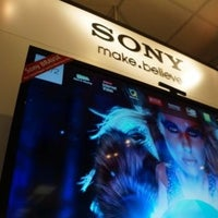 Photo taken at Sony Experience Room by Mark N. on 5/4/2012