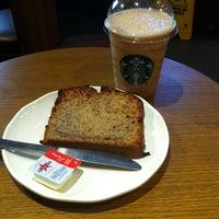Photo taken at Starbucks by Amber P. on 2/4/2012