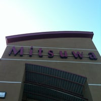 Photo taken at Mitsuwa Marketplace by Andy C. on 9/10/2012