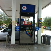 Photo taken at Mobile Gas by Maria P. on 6/16/2012