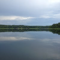 Photo taken at Alfred B. Maclay Gardens State; Tallahassee Rowing Club by am j. on 6/5/2012