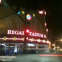 Photo taken at Regal Cinemas City North 14 IMAX & RPX by Eddie J. on 3/10/2012