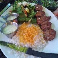 Photo taken at Cafe Natasha's by stephen s. on 5/16/2012