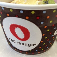Photo taken at Red Mango by Faizah D. on 9/1/2012