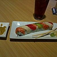 Photo taken at Saku Japan Grill by Dennis J. on 2/18/2012