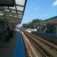 Photo taken at CTA - Fullerton by BTRIPP on 6/18/2012