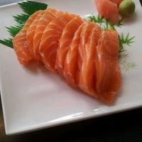 Photo taken at Kazoku Sushi by Sara A. on 4/27/2012