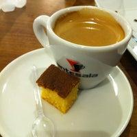 Photo taken at Antesala Café by Pilar V. on 3/3/2012