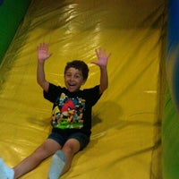Photo taken at Boomers Family Fun Center by Michael on 7/14/2012