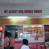 Photo taken at Mt Albert BBQ Noodle House by Alexander C. on 4/7/2012