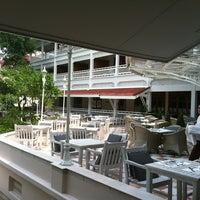 Photo taken at Centara Grand Beach Resort & Villas Hua Hin by iNann on 4/2/2012
