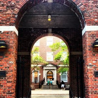 Photo taken at NYU Law | Vanderbilt Hall by Shawn P. on 4/17/2012