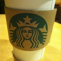 Photo taken at Starbucks by Noemi A. on 3/23/2012