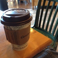 Photo taken at Caribou Coffee by Scott H. on 4/12/2012