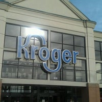 Photo taken at Kroger by Michael K. on 4/7/2012