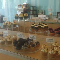 Photo taken at Sweeter Days Bake Shop by Guess A. on 9/11/2012