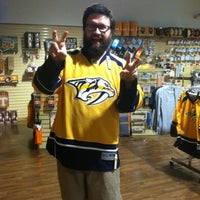 Photo taken at The Tennessee Sports Fan by Kevin M. on 4/7/2012