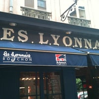 Photo taken at Les Lyonnais by Decovente on 5/24/2012